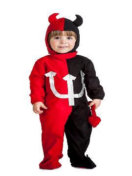 disfraz de demonio para niño