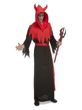 disfraz de diablo infernal para hombre