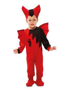 disfraz de diablo para bebe