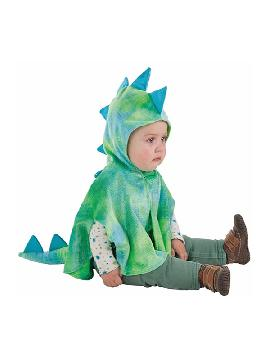 disfraz de dinosaurio verde para bebe