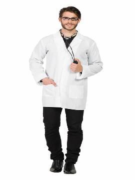 disfraz de doctor bata adulto