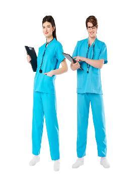 disfraz de doctor cirujano para adulto