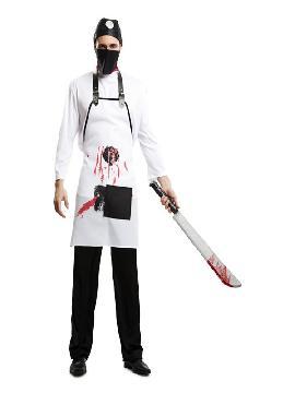 disfraz de doctor killer para hombre