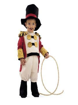 disfraz de domador circo bebe