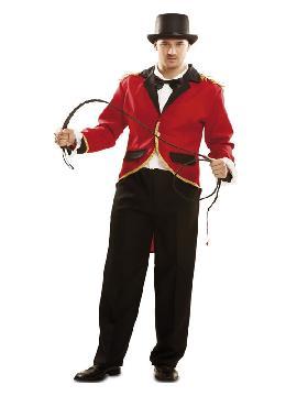 disfraz de domador circo para hombre