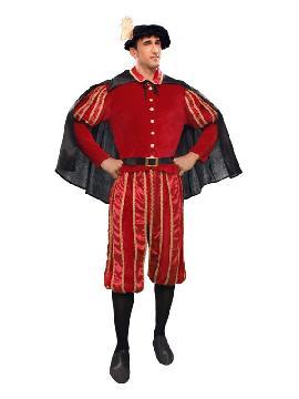 disfraz de don juan hombre