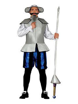 disfraz de don quijote hombre