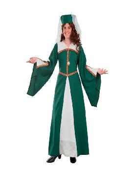 disfraz de doña catalina para mujer