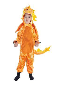 disfraz de dragon chino lux para niño