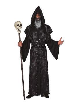 disfraz de druida oscuro para hombre