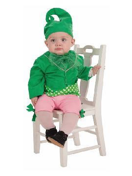 disfraz de duende del bosque para bebe