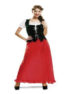 disfraz de dulcinea del toboso mujer