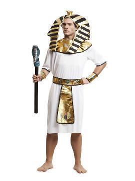 disfraz de egipcio para hombre