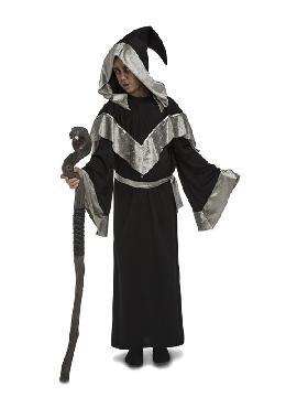 disfraz de ejecutor mortal para niño