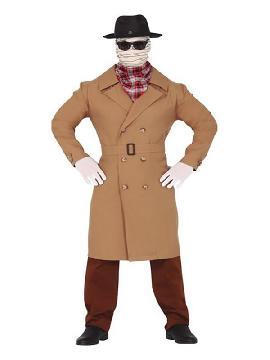 disfraz de el hombre invisible para hombre
