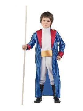 disfraz de el principito niño