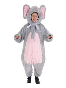 disfraz de elefante deluxe para infantil