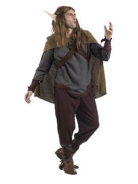 disfraz de elfo deluxe hombre