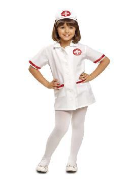 disfraz de enfermera barato niña