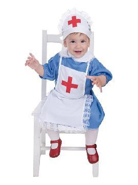 disfraz de enfermera para bebe