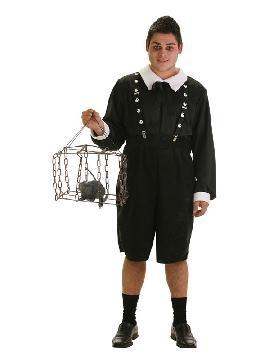 disfraz de escolastico para hombre