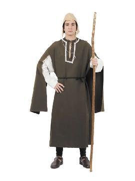 disfraz de escudero medieval hombre