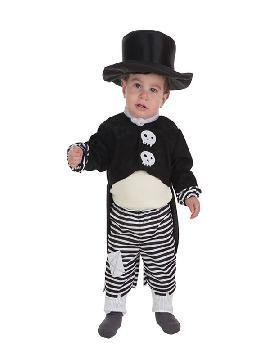 disfraz de esqueleto skeletboy bebe