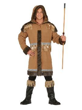 disfraz de esquimal elegante para hombre