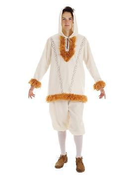 disfraz de esquimal nui para hombre