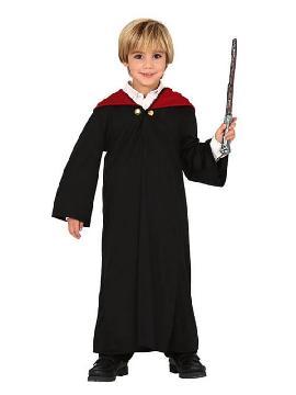 disfraz de estudiante de magia infantil