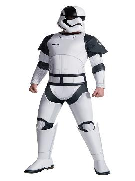 disfraz de executioner trooper star wars the last jedi deluxe hombre