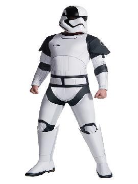 disfraz de executioner trooper star wars the last jedi deluxe hombre
