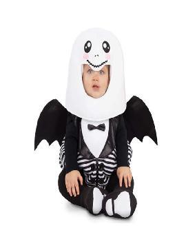disfraz de fantasma balloon para bebe