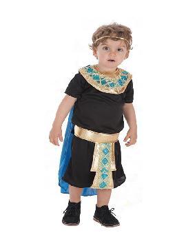 disfraz de faraon egipcio para bebe