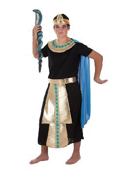 disfraz de faraon egipcio para hombre