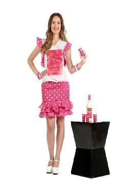 disfraz de flamenca de málaga mujer