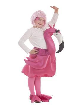 disfraz de flamenco para niños