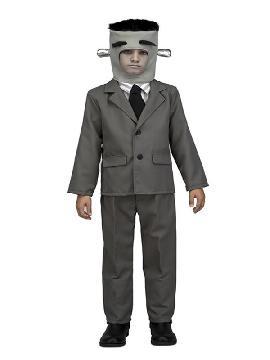disfraz de frankenstein para niño