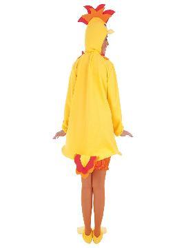 disfraz de gallina loca para mujer