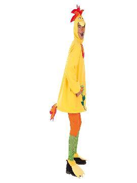 disfraz de gallo loco para hombre