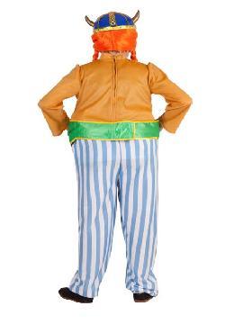 disfraz de galo obelix para niño