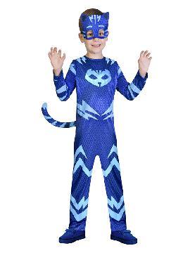 disfraz de gatuno classic pj masks para niño