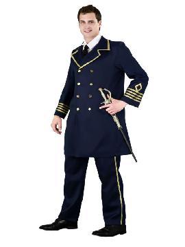 disfraz de general de la armada para hombre