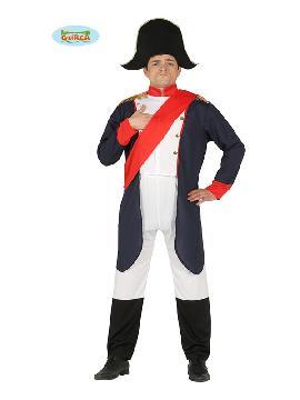 disfraz de general napoleon para hombre