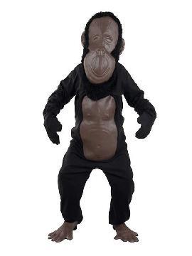 disfraz de gorila gigante hombre