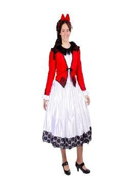 disfraz de goyesca lujo mujer adulto
