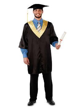 disfraz de graduado para hombre