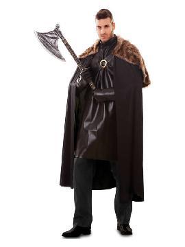disfraz de guardia medieval para hombre