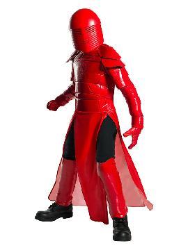 disfraz de guardia pretoriana star wars deluxe niño