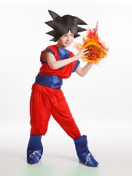 Disfraz de guerrero goku niño. Con este disfraz de Guerrero Espacial infantil te convertirás en el protagonista de bolas de dragon z. Súbete a tu nube Kingston. Este disfraz es ideal para tus fiestas temáticas de disfraces de personajes de television.